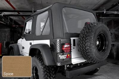 Buy Rugged Ridge 13725.37 - Jeep Wrangler XHD Soft Top motorcycle in Suwanee, Georgia, US, for US $385.90