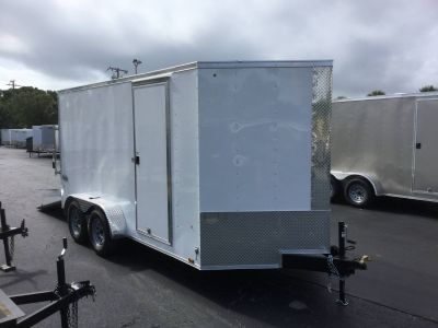2019 Cargo Express XLW7X14TE2 Extra Tall Cargo Trailers Trailers Fort Pierce, FL