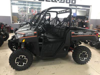2018 Polaris Ranger XP 1000 EPS Side x Side Utility Vehicles Corona, CA