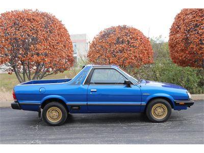 1983 Subaru Brat