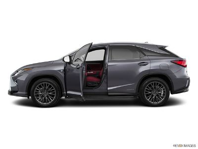 2019 Lexus RX 450h HYBRID