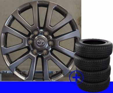 "Find 20"" Toyota 4Runner FJ Cruiser Tacoma Rims Pre Runner Lexus GX460 470 Rims/ Tires motorcycle in El Centro, California, United States, for US $1,275.00"