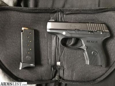 For Sale: Ruger LC9 for sale