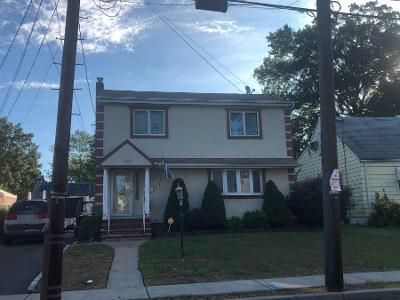 3 Bed 2.5 Bath Preforeclosure Property in Roselle, NJ 07203 - Crescent Ave