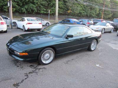 $11,995, Green 1994 BMW 8 Series $11,995.00 | Call: (888) 396-4536