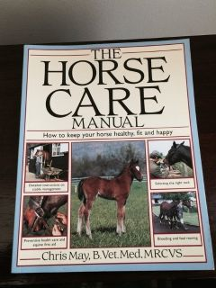The Horse Care Manual