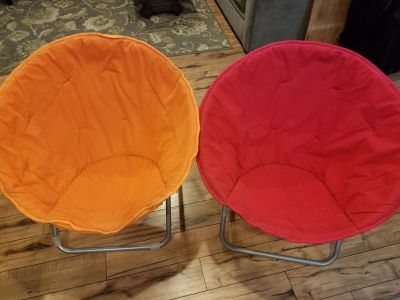 Foldable Sauser Chairs