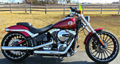 2017 Harley-Davidson Breakout Cruiser Motorcycles Marengo, IL