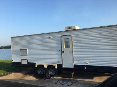2 bedroom area trailer!!
