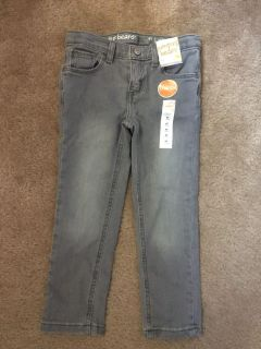 Girls 4T Jeans- Never Worn