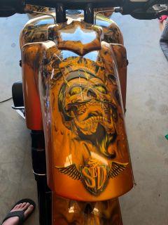2016 Harley-Davidson ROAD KING CUSTOM