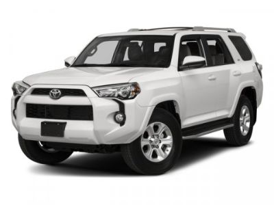 2018 Toyota 4Runner Limited (Midnight Black Metallic)