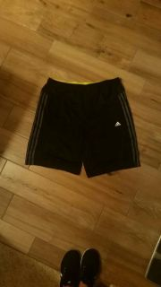 Men's XL Adidas athletic short. No snags or tears.also has pockets.