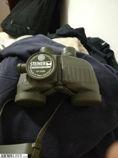 For Sale/Trade: Steiner binoculars