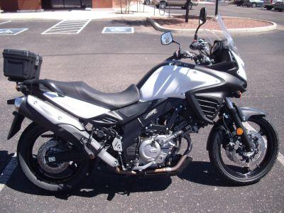 2013 Suzuki V-Strom 650 ABS Dual Purpose Motorcycles Sierra Vista, AZ