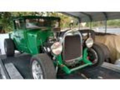 1929 Ford Model A pickup Street rod upscale rat rod