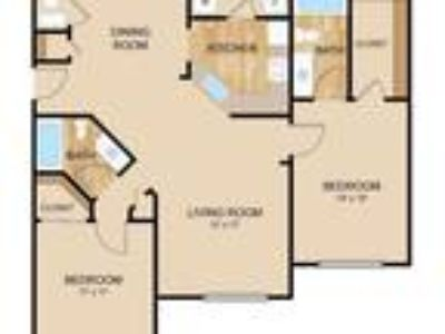 Autumn Grove Apartments - 2 Bedroom_2 Bath