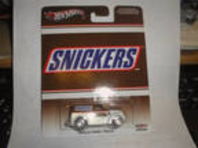 2014 - Hot Wheels - SNICKERS - Pop Culture - Anglia Panel