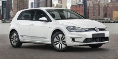 2019 Volkswagen e-Golf SE (Atlantic Blue Metallic)