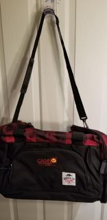Roots gym bag 100% new $18