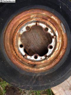wheel 12/64 23 deluxe turkis velvet 15