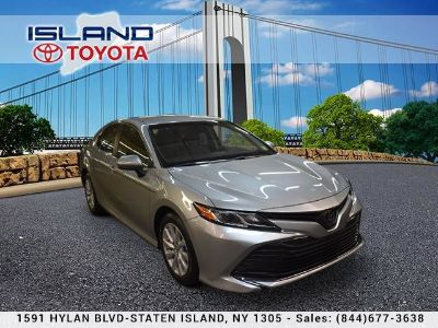 2018 Toyota Camry LE Auto LIFETIME WARRANTY (Celestial Silver Metallic)