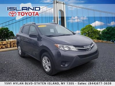 2015 Toyota RAV4 LE (Magnetic Gray Metallic)