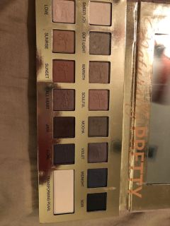 It cosmetics naturally pretty used once 15.00 obo
