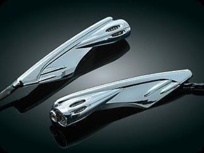 Purchase Kuryakyn Spoiler Trim w/ LED Turn Signals GL1800 3217 motorcycle in Ashton, Illinois, US, for US $129.99