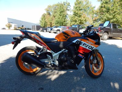 2013 Honda CBR 250R Sport Motorcycles Concord, NH