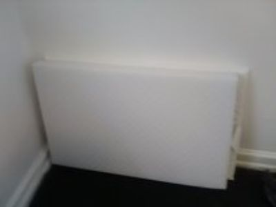 branx new sealey crib mattress