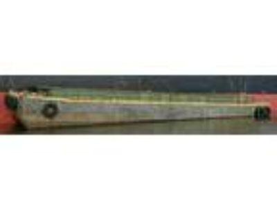 1950 Commercial Cape Class Hopper Barge