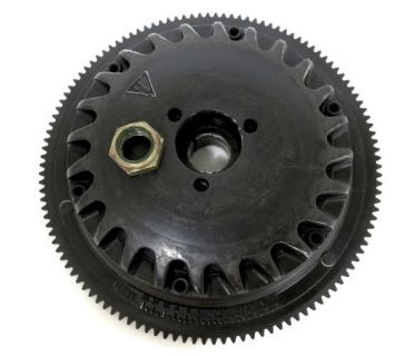 Find Johnson Evinrude Outboard Flywheel 185 200 225 250 HP 35AMP Vented Style 0583790 motorcycle in Ada, Michigan, United States, for US $350.00