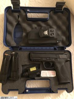 For Sale: Smith and Wesson M&P