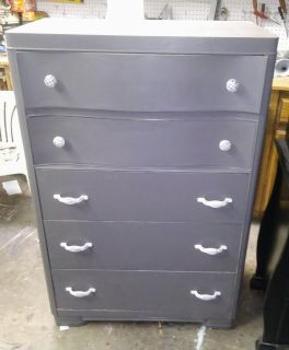 A Little Shabby 5 Drawer Dresser- Delivery Available!