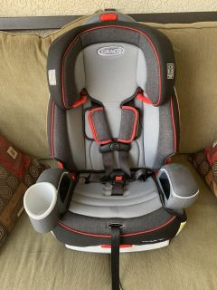 Graco Nautilus 65 3-in-1 Car seat