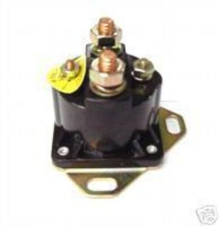 Purchase FORD TRUCK LINCOLN MERCURY STARTER SOLENOID 1982-93 SW-1533C D8VY-11450-A motorcycle in Lexington, Oklahoma, US, for US $24.95