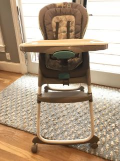 Ingenuity 3-in-1 Highchair, Toddler chair and Booster Seat