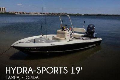 2008 Hydra Sports 1900 Bay Bolt