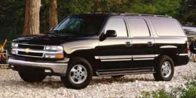 2003 Chevrolet Suburban 1500 LS (Black)