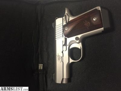 For Sale/Trade: NEW KIMBER SS MICRO 9MM!!