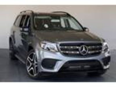 2018 Mercedes-Benz GLS GLS 550 4MATIC