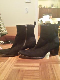 Timberland ladies suede boots 7.5