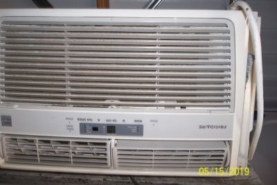 Small Frigidaire Window Air Conditioner