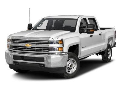 2016 Chevrolet RSX Work Truck (Tungsten Metallic)