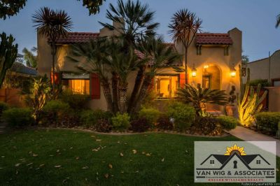 Beautifully Restored Spanish Colonial Revival Home