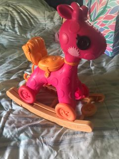 Ride on you for LaLaLoopsy dolls
