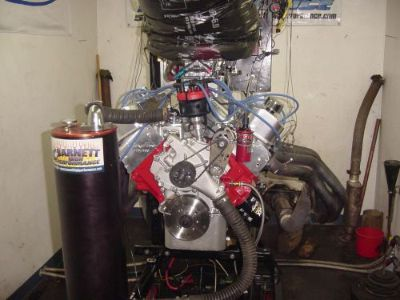 Find *604cid 460 Ford hot street engine 734 horsepower puller bogger Cougar BBF 10L motorcycle in Laingsburg, Michigan, United States, for US $17,769.00
