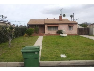 3 Bed 2 Bath Preforeclosure Property in Wilmington, CA 90744 - Bombay Ave