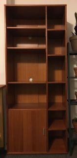 MCM style bookshelf